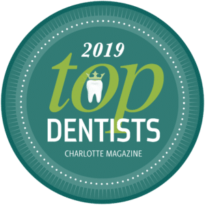 logo for top dentist in 2019